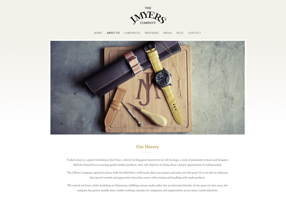 Visit The J.Myers Company's Website