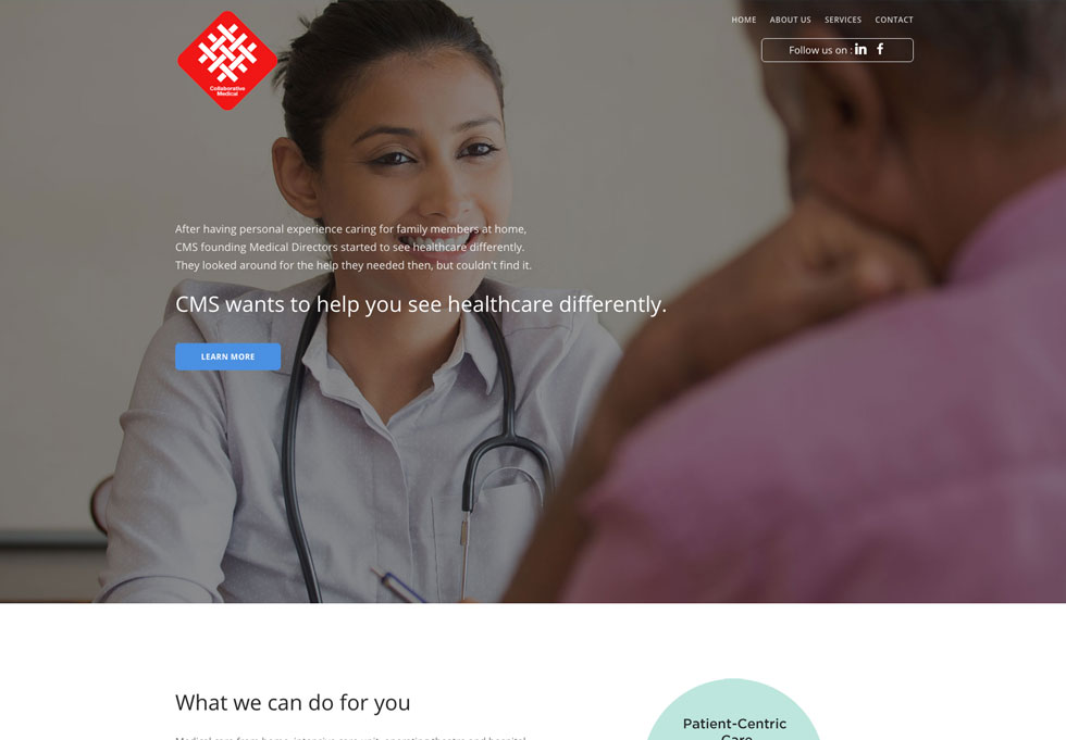 Visit Collaborative Medical Services Website